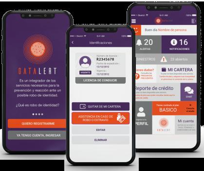 Aplicaciones dirigidas a consumidores, clientes finales y colaboradores