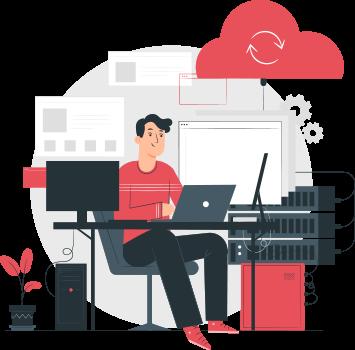 Monitoreo y soporte de software